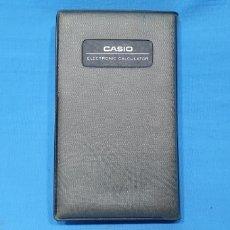 Antigüedades: CALCULADORA ELECTRÓNICA CASIO - VL - 80. Lote 243980265
