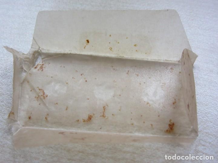 Antigüedades: Cuchilla de afeitar Bambú Años 40 - Foto 6 - 244192800