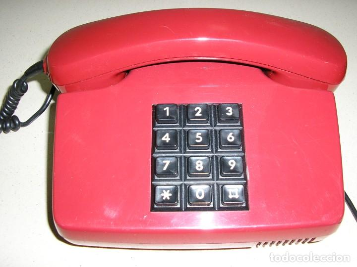 TELEFONO ITALIANO (Antigüedades - Técnicas - Teléfonos Antiguos)