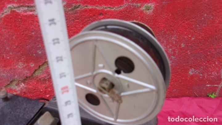 Antigüedades: proyector EKA,calidad,instrucciones y una peli repuesto - Foto 2 - 244602625