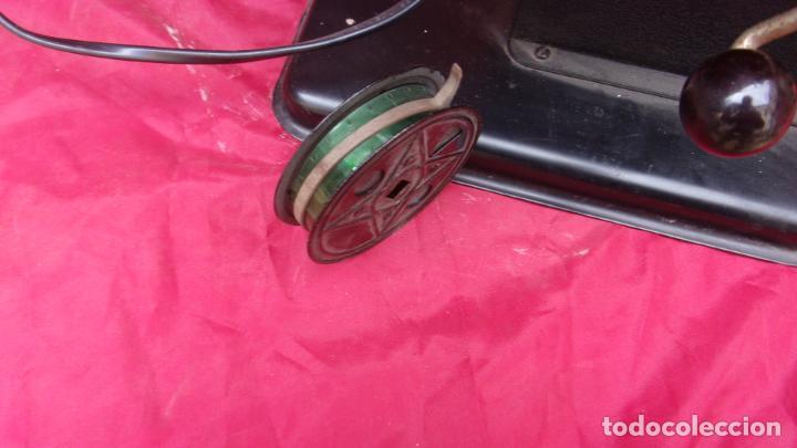 Antigüedades: proyector EKA,calidad,instrucciones y una peli repuesto - Foto 4 - 244602625