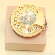 Teléfonos: DISCO DE TELÉFONO ESTILO TELEFONICA AÑOS 60. Lote 244650365
