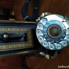 Teléfonos: TELÉFONO ANTIGUO DE DINAMARCA 1972 FUNCIÓNA BIEN ANALOGICO. Lote 244658545