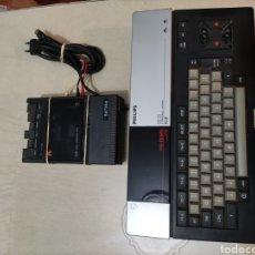 Antigüedades: PHILIPS...MSX....ORDENADOR VG- 8020 Y GRABADORA NMS 1520......PIEZAS.. Lote 244666845