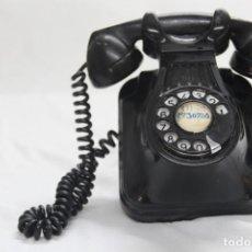 Teléfonos: ANTIGUO TELÉFONO DE PARED DE BAQUELITA. Lote 244691175