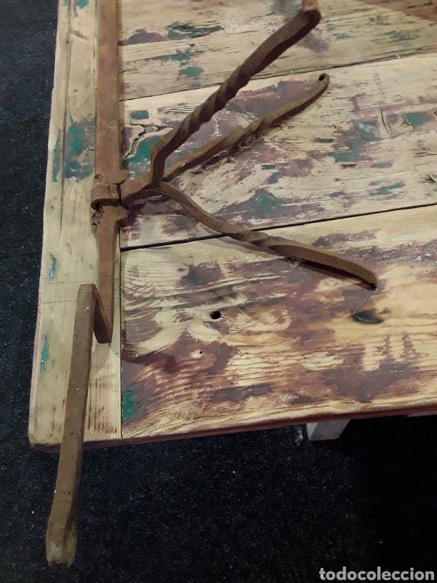 Antigüedades: Asadera de espada en forja - Foto 8 - 244708105