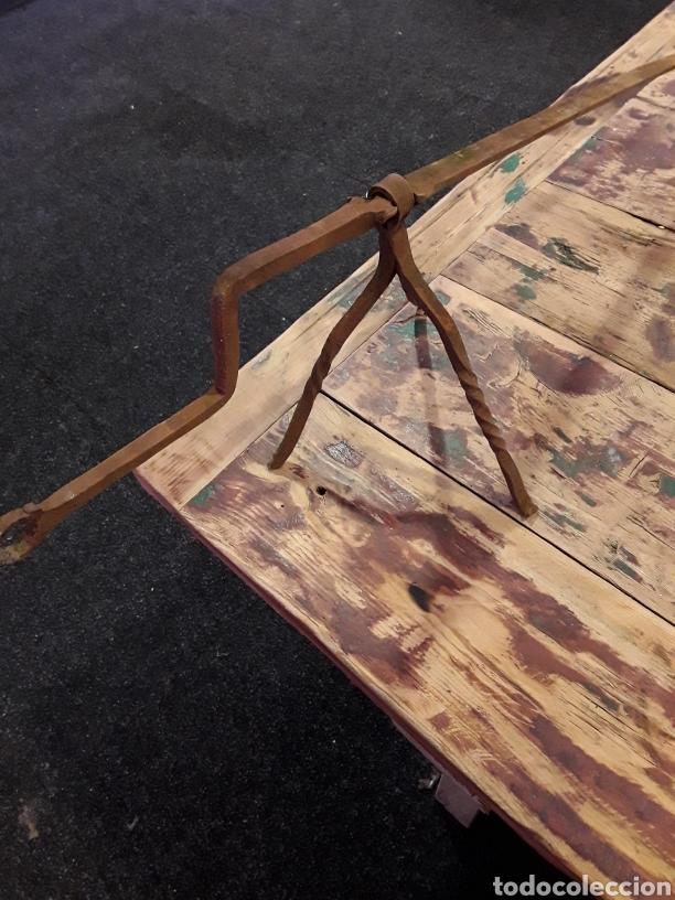 Antigüedades: Asadera de espada en forja - Foto 10 - 244708105