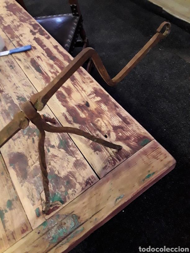 Antigüedades: Asadera de espada en forja - Foto 11 - 244708105