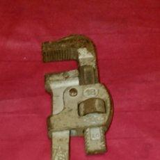Antiquités: ANTIGUA LLAVE INGLESA CALIBRE 18,. Lote 244791905