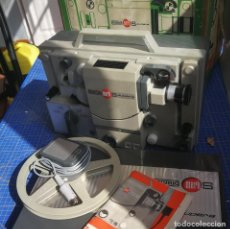 Oggetti Antichi: PROYECTOR SUPER 8 - EUMIG MARK S. Lote 244835240