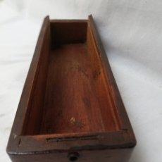 Antigüedades: ANTIGUO CAJON MAQUINA COSER SIGMA. ORIGINAL.. Lote 244845020