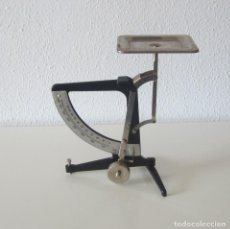 Antigüedades: BÁSCULA PESACARTAS BALANZA DE CARTERO. Lote 244972615