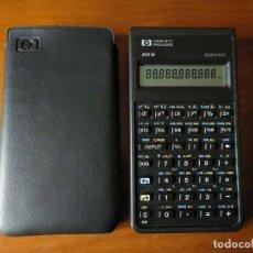 Antigüedades: CALCULADORA HP 20S HEWLETT PACKARD CIENTIFICA SCIENTIFIC HP-20S ELECTRONIC CALCULATOR AÑOS 80.. Lote 244978680