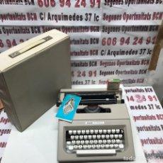 Antigüedades: OLIVETTI LETTERA 25 CON FUNDA. Lote 245060085