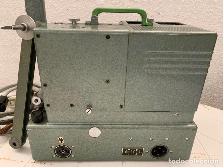 Antigüedades: PROYECTOR CINE 16 MM BAUER MADE IN GERMANY 110 V AÑOS 40-50 - Foto 20 - 245237320