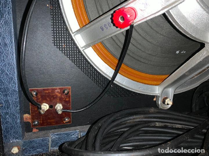 Antigüedades: PROYECTOR CINE 16 MM BAUER MADE IN GERMANY 110 V AÑOS 40-50 - Foto 58 - 245237320