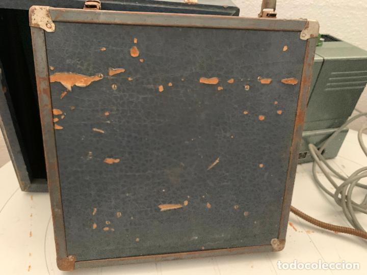 Antigüedades: PROYECTOR CINE 16 MM BAUER MADE IN GERMANY 110 V AÑOS 40-50 - Foto 62 - 245237320