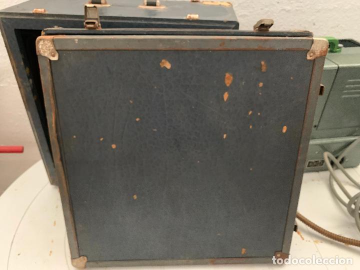 Antigüedades: PROYECTOR CINE 16 MM BAUER MADE IN GERMANY 110 V AÑOS 40-50 - Foto 63 - 245237320