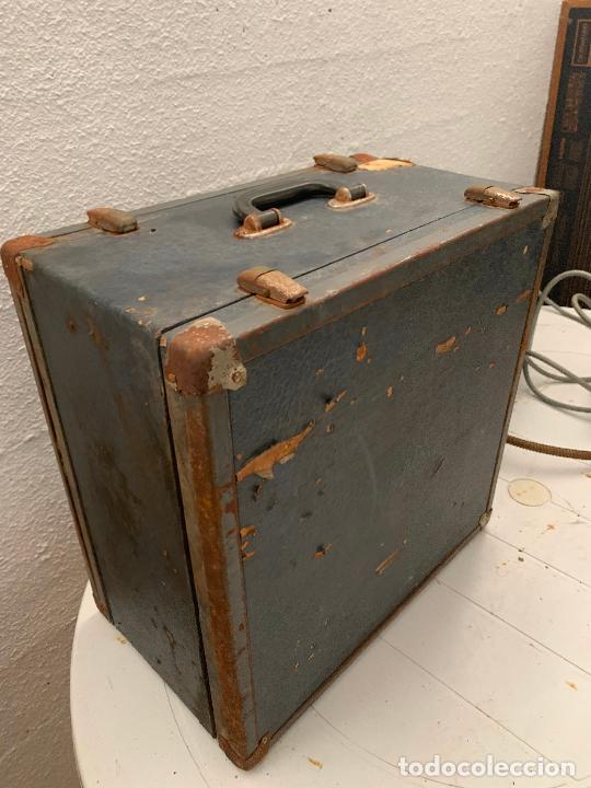 Antigüedades: PROYECTOR CINE 16 MM BAUER MADE IN GERMANY 110 V AÑOS 40-50 - Foto 66 - 245237320