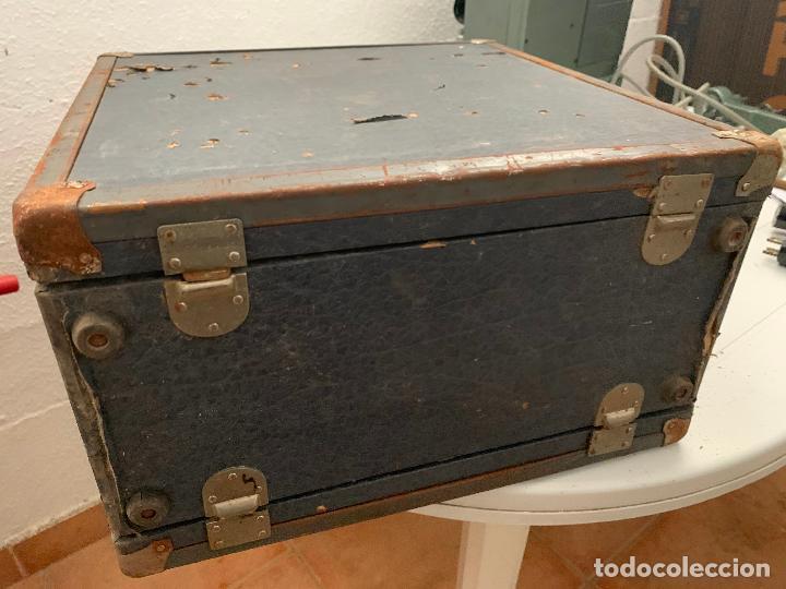 Antigüedades: PROYECTOR CINE 16 MM BAUER MADE IN GERMANY 110 V AÑOS 40-50 - Foto 68 - 245237320