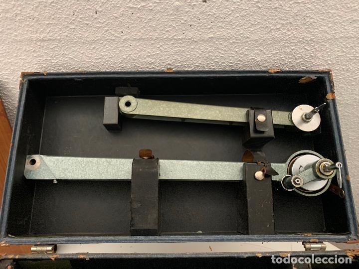 Antigüedades: PROYECTOR CINE 16 MM BAUER MADE IN GERMANY 110 V AÑOS 40-50 - Foto 74 - 245237320