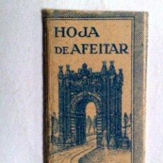Antigüedades: HOJA DE AFEITAR ANTIGUA (PTAS.0,25 HOJA) TRIUNFO.. Lote 245244485