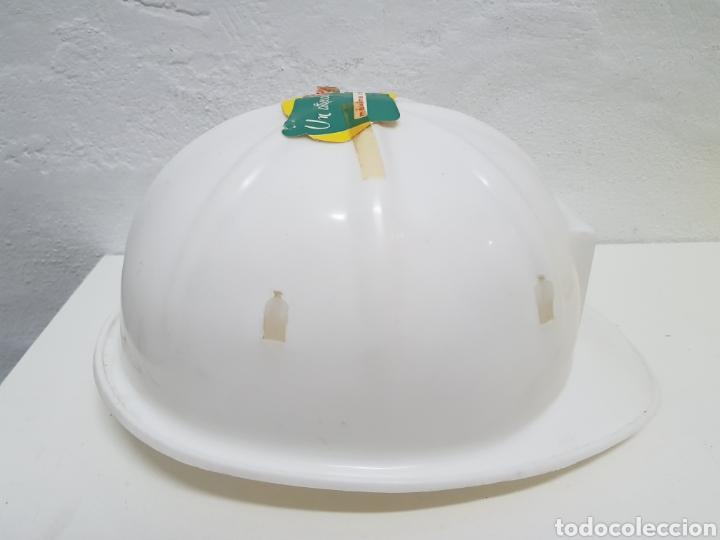 Antigüedades: Casco de protección Vibro ,años.1970 - Foto 2 - 245307150