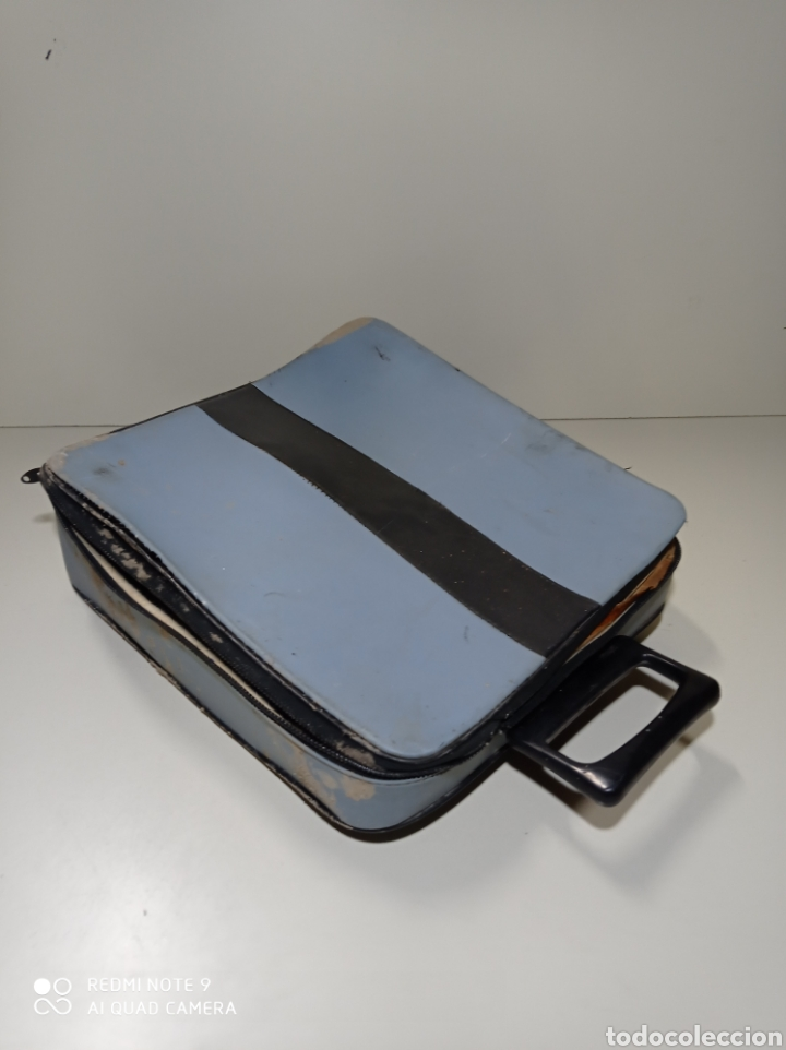 Antigüedades: Bonita máquina de escribir Hispano Olivetti, Pluma 22, la rosa, buscada y difícil de encontrar. - Foto 13 - 245353335