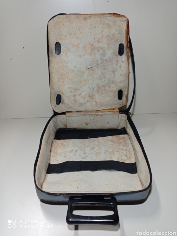 Antigüedades: Bonita máquina de escribir Hispano Olivetti, Pluma 22, la rosa, buscada y difícil de encontrar. - Foto 14 - 245353335