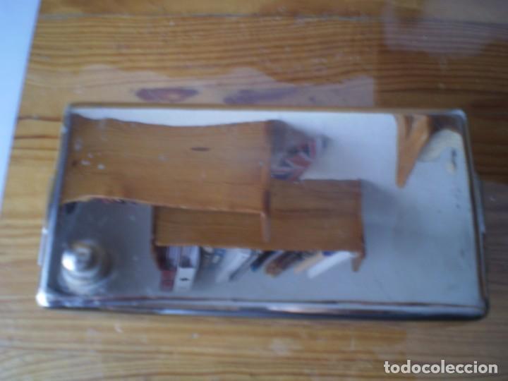 Antigüedades: esterilizador material medico acero inoxidable - Foto 4 - 245358140