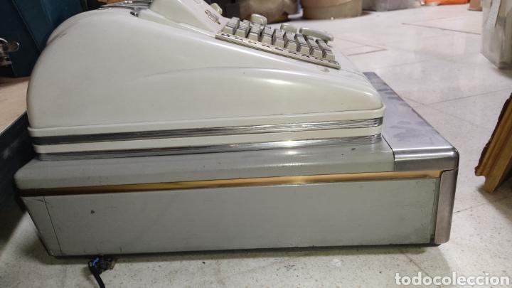 Antigüedades: Caja registradora Regna grande. - Foto 9 - 245373770