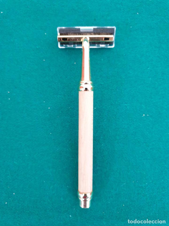 Antigüedades: Maquinilla de afeitar - Foto 2 - 245420780