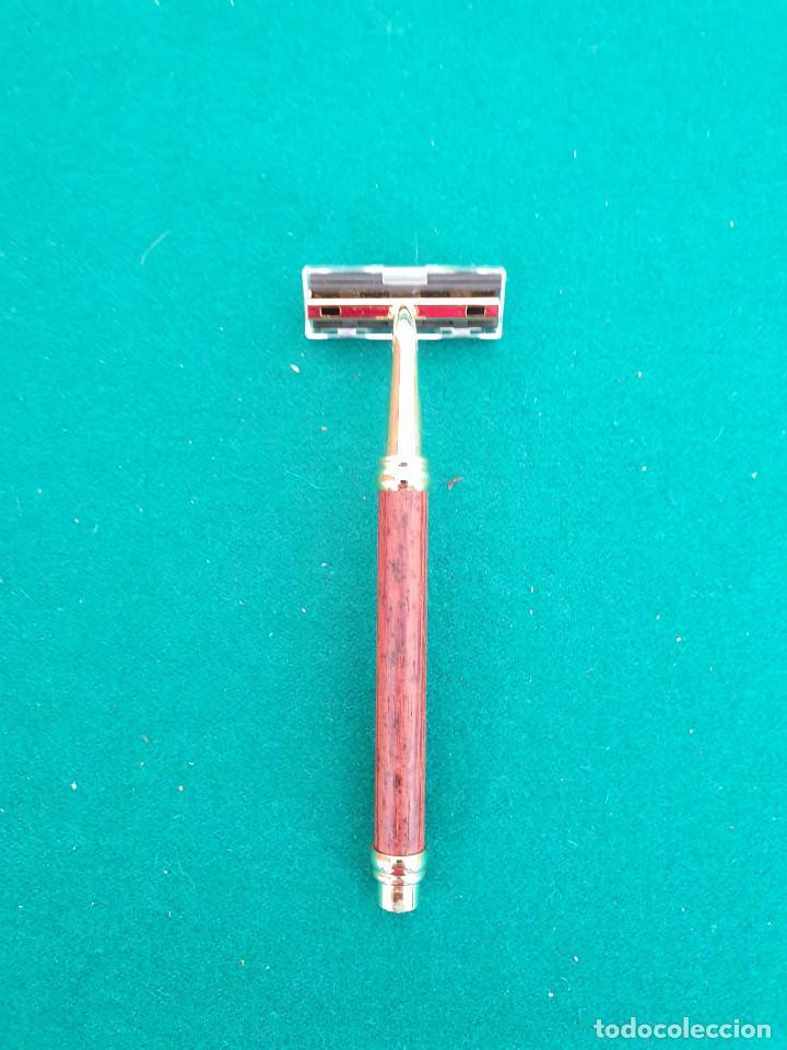 Antigüedades: Maquinilla de afeitar - Foto 2 - 245420810