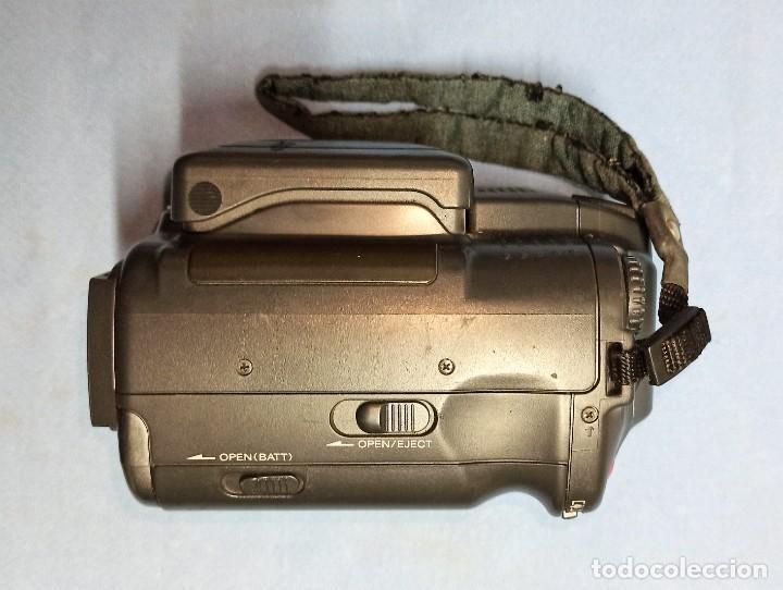 Antigüedades: CAMARA DE VIDEO 8 SONY HANDYCAM MODELO SC 5 - Foto 7 - 245444225