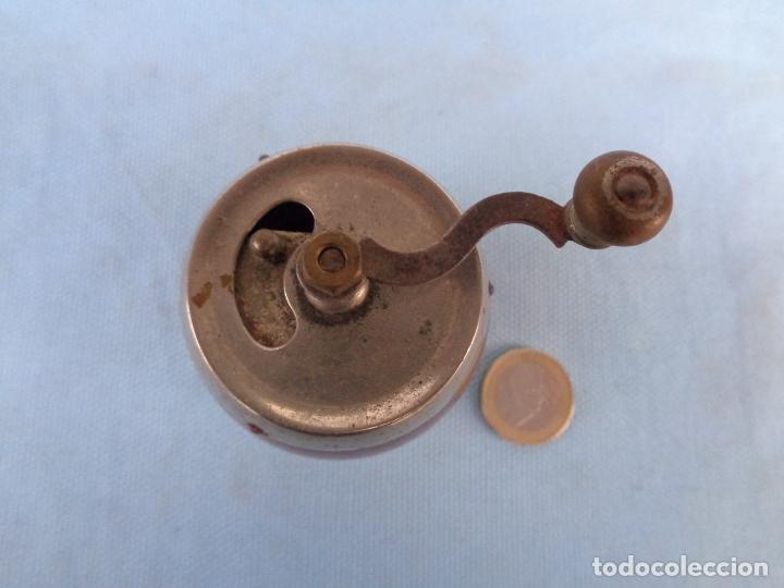 Antigüedades: ANTIGUO MOLINILLO DE PIMIENTA - Foto 2 - 245522470