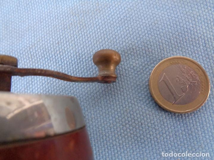 Antigüedades: ANTIGUO MOLINILLO DE PIMIENTA - Foto 4 - 245522470
