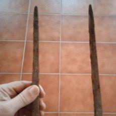 Antigüedades: APERO DE LABRANZA ANTIGUO DE HIERRO. Lote 245524475