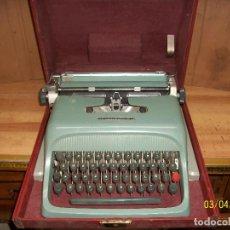Antigüedades: MAQUINA DE ESCRIBIR OLIVETTI-STUDIO 44. Lote 245616680