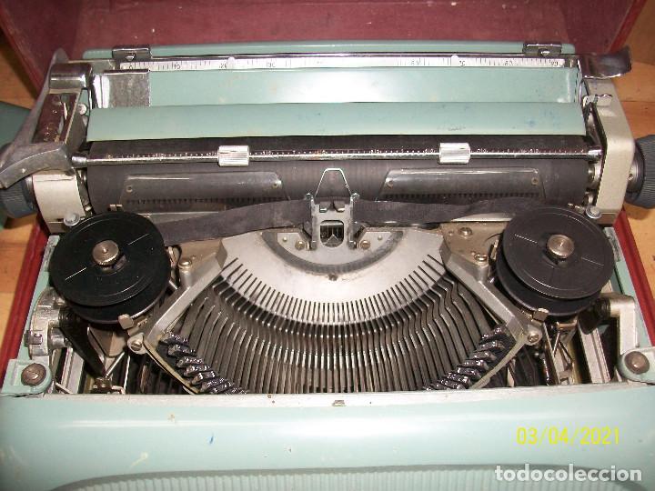 Antigüedades: MAQUINA DE ESCRIBIR OLIVETTI-STUDIO 44 - Foto 3 - 245616680