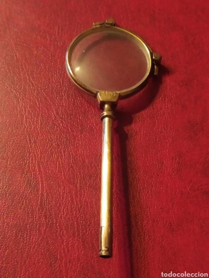 Antigüedades: ANTIGUOS IMPERTINENTES, GAFAS PEGABLES - Foto 6 - 245732340