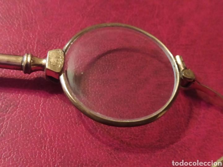 Antigüedades: ANTIGUOS IMPERTINENTES, GAFAS PEGABLES - Foto 11 - 245732340