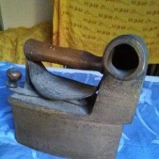 Antigüedades: PLANCHA DE CARBÓN. Lote 245760805