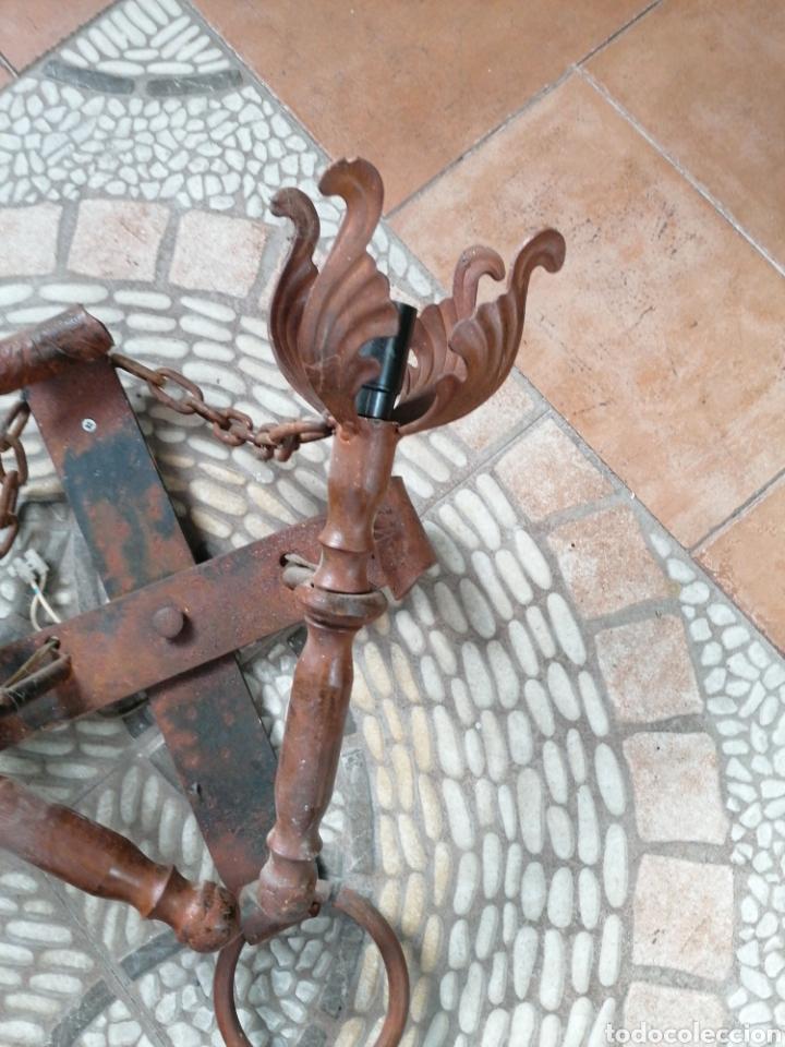 Antigüedades: Aplique de forja - Foto 3 - 245936595