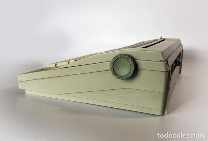 Antigüedades: Máquina de escribir eléctrica Philips VW 2110 Handy Writer - Foto 7 - 245984545
