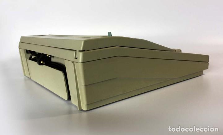 Antigüedades: Máquina de escribir eléctrica Philips VW 2110 Handy Writer - Foto 9 - 245984545