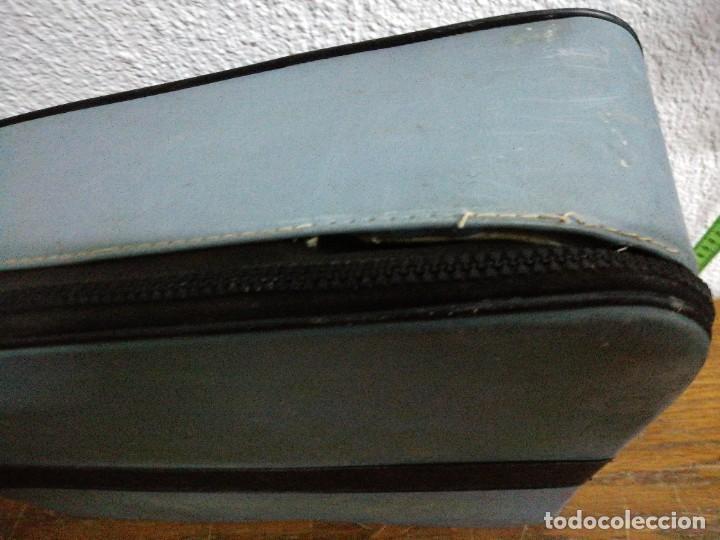 Antigüedades: Máquina de escribir Olivetti letters 32 - Foto 6 - 246039085