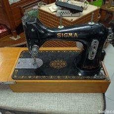 Antigüedades: SIGMA MALETIN. Lote 246053475