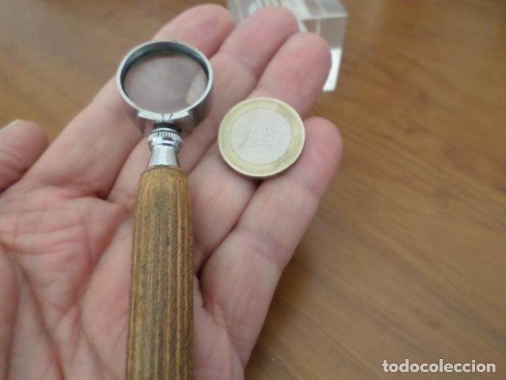 Antigüedades: LUPA MARCA 1840 - Foto 5 - 246054895