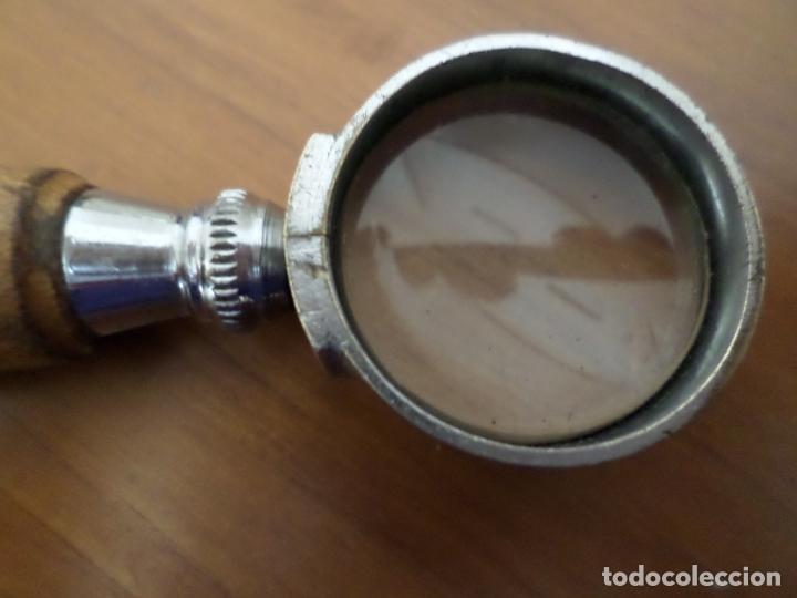 Antigüedades: LUPA MARCA 1840 - Foto 8 - 246054895