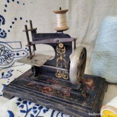 Antigüedades: MAQUINA DE COSER BABY. Lote 246190405